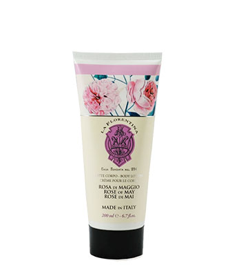La Florentina Body Lotion Rose of May 200