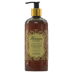 PIELOR Body Milk Arabian Oud 400