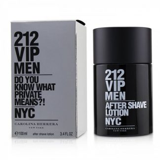 CH 212 VIP MEN AFTER SHAVE LOTION 100