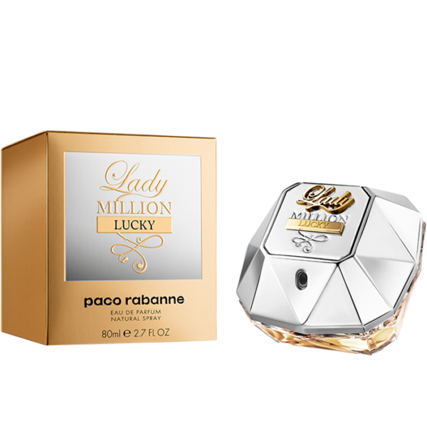 Paco Rabanne Lady Million Lucky 80