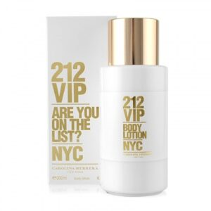 Carolina Herrera 212 VIP Body Lotion 200