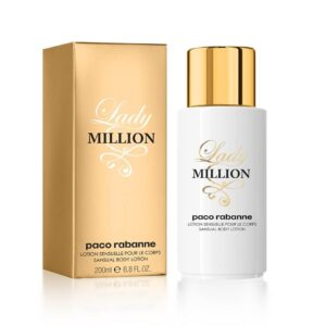 Paco Rabanne Body Lotion Lady Million 200